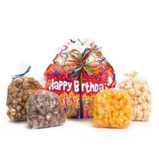 """Happy Birthday Candles"" Gable Box"