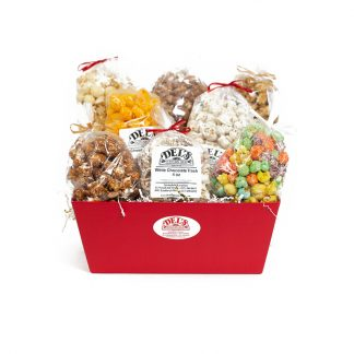 Large Popcorn Tray Sampler