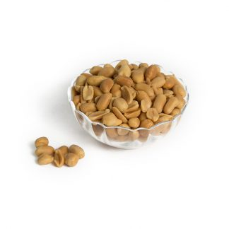 Roasted and Salted Blanched Jumbo Virginia Peanuts