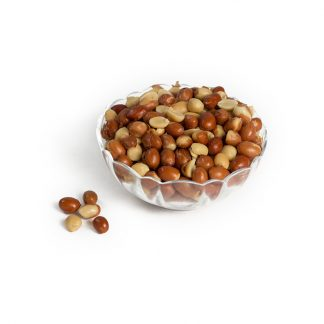 Roasted and Salted Spanish Redskin Peanuts