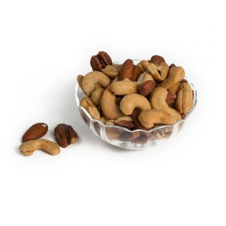 Roasted and Salted Fancy Mixed Nuts (Almonds, Pecans, Cashews)