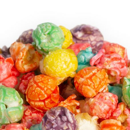 Vanilla Candy Corn Popcorn