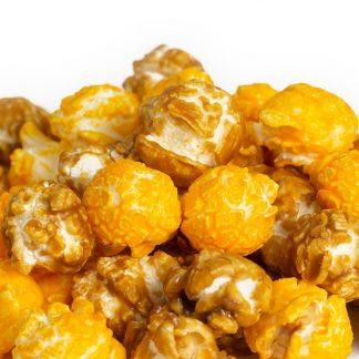 Half-n-Half Cheese Popcorn & Caramel Corn