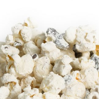 White Chocolate Cookies-n-Cream Popcorn