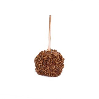 Pecan Caramel Apple